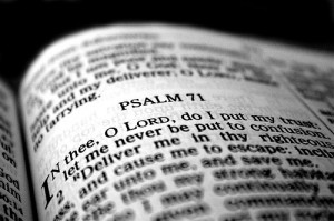 Inspirational Psalms About Mercy