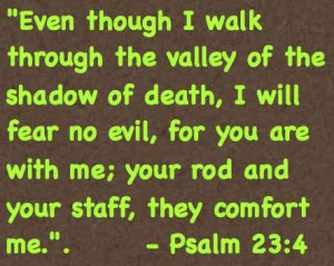 Bible Verses About Death: 20 Comforting Scriptures Quotes