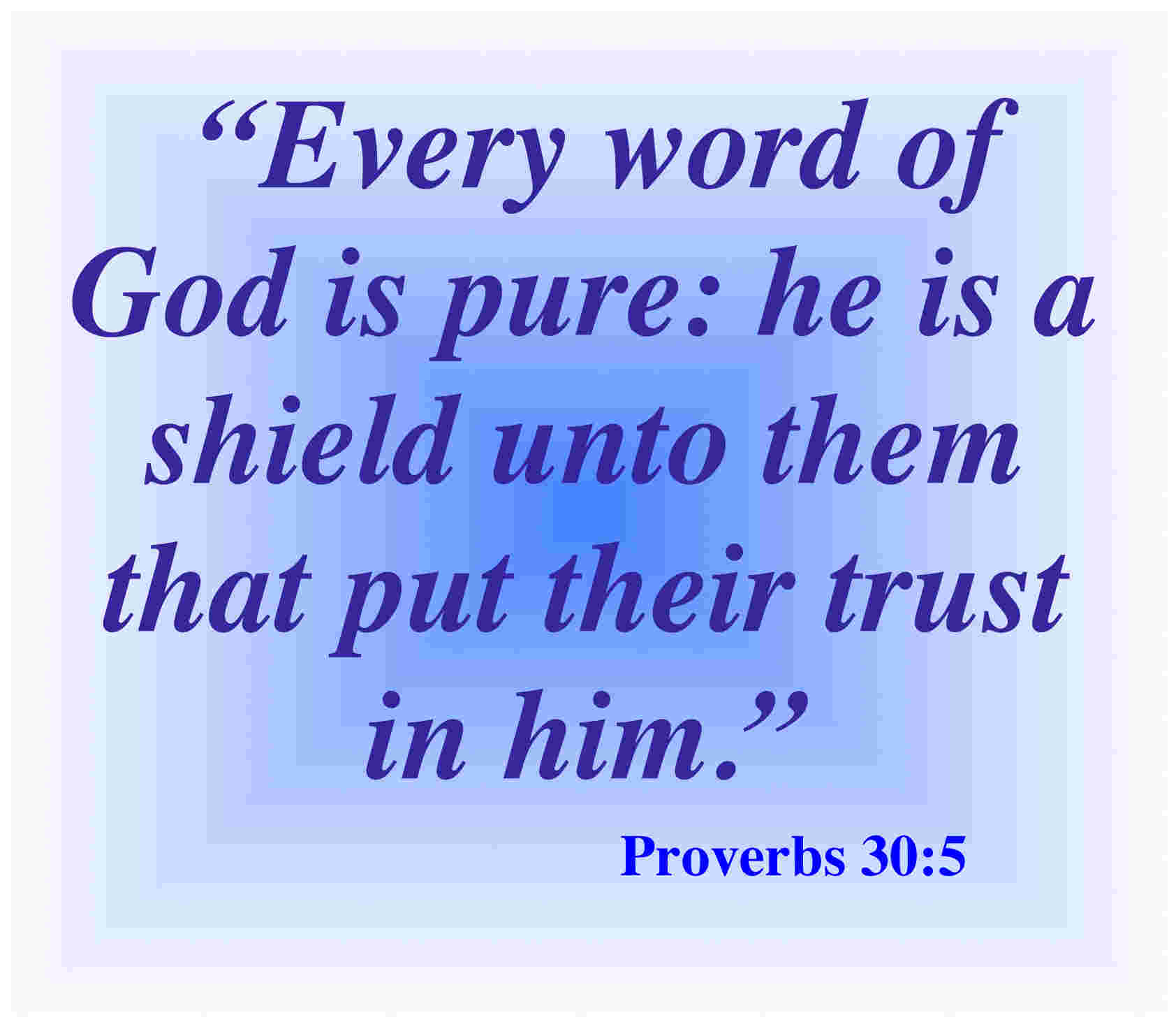 Bible Verses About Trust 20 Helpful Scripture Quotes