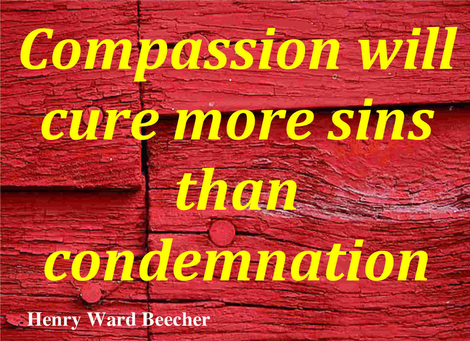21 Inspirational Compassion Quotes