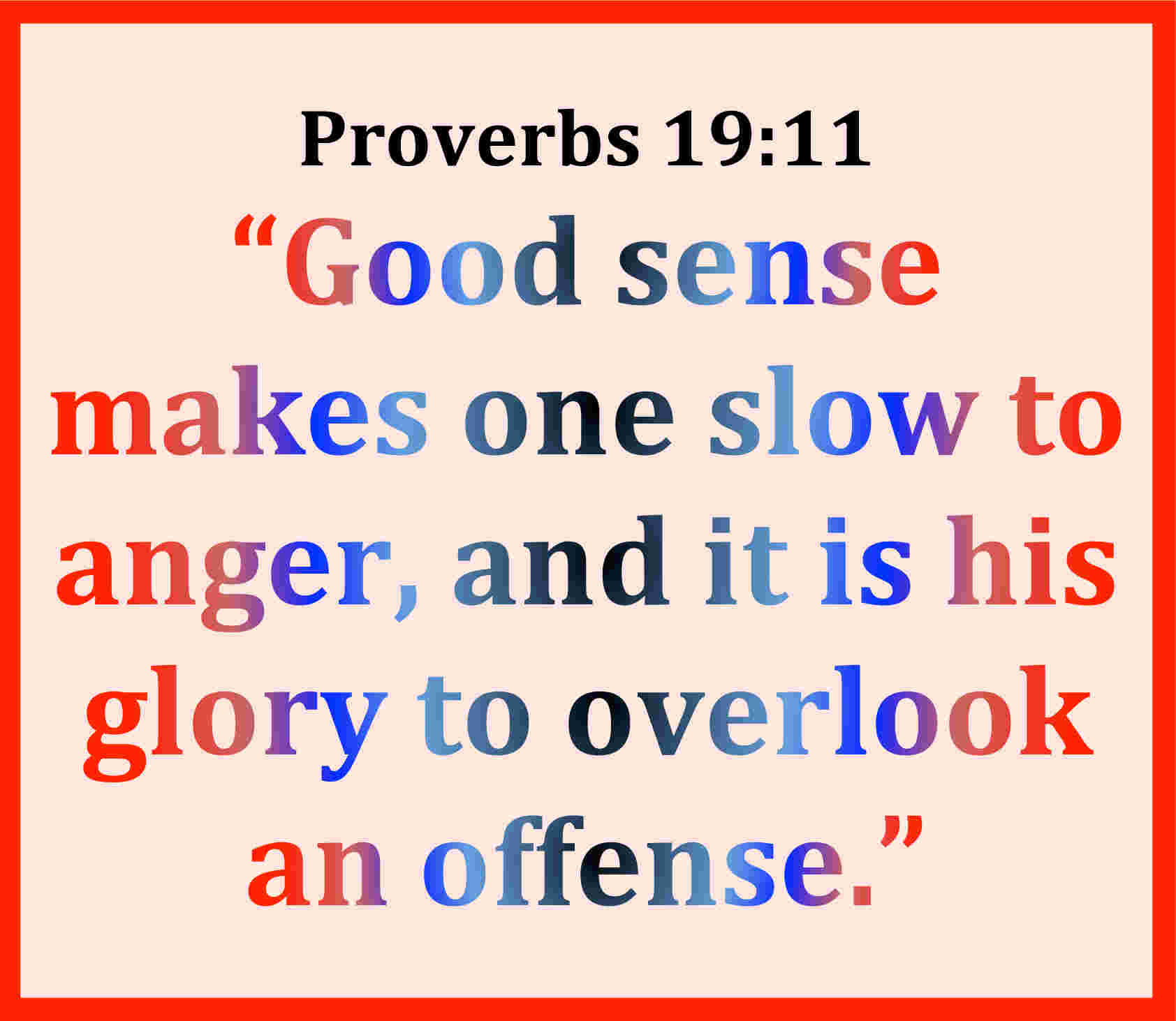 Bible Verses About Anger 20 Scripture Quotes