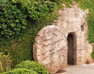 He is not here: for he is risen, as he said. Come, see the place where the Lord lay. (Matthew 28:6)
