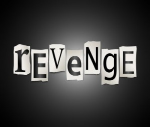 Revenge is not a topic of the Bible that is up for debate.