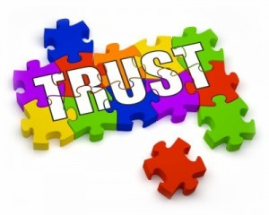 When you feel like giving up and you are completely overwhelmed, you can trust ... the Lord