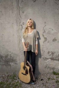 A.J. Michalka was perfect for the role of singing, acting, and playing the guitar.