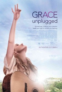 Grace Unplugged is next big Christian film release and hits theaters on October 4th