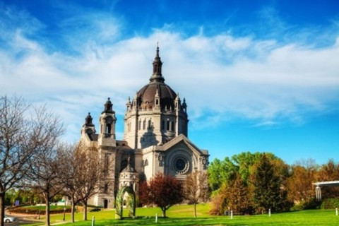 Cathedral of Saint Paul: A must see if you are in the area of Saint Paul, MN!