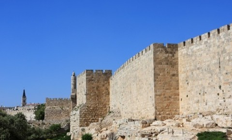 Nehemiah is probably best known for rebuilding the walls of Jerusalem in 52 days...