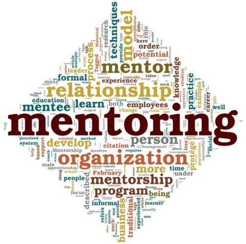 Spiritual mentoring is largely about modeling a mature Christian life and being there for the student when questions arise.