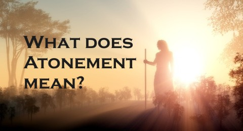 What does atonement mean