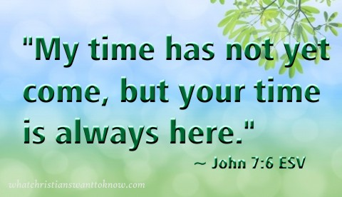 Is The Time Of Your Death Predestined By God