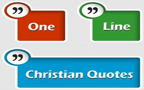 30 Christian One Line Quotes 1