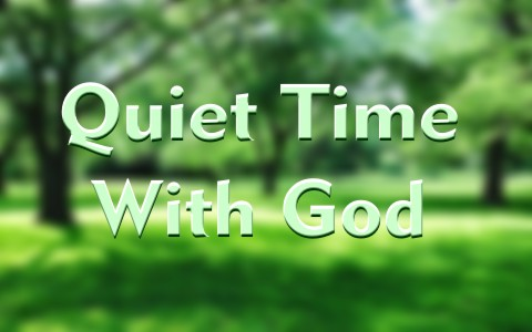 7 Good Places To Find Quiet Time With God