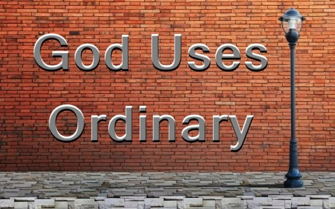 Bible Example Of God Working In The Ordinary