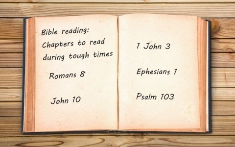 5 Good Chapters Of The Bible To Read During Tough Times