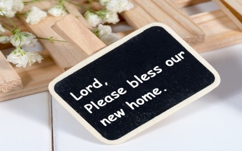 7 Simple Prayers For Blessing A New Home