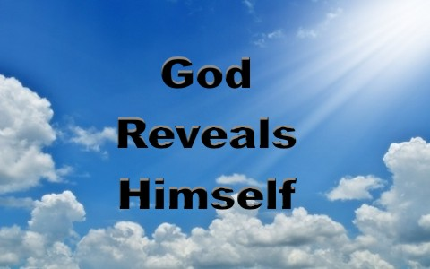 How Does God Reveal Himself To Us