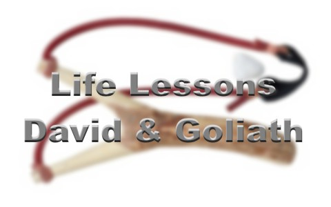 5 Everyday Life Lessons Learned From The David and Goliath Bible Story