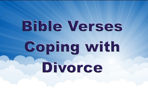 Divorce according to the bible
