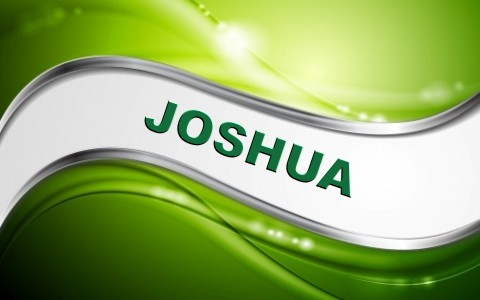Biography And Character Profile Of Joshua From The Bible