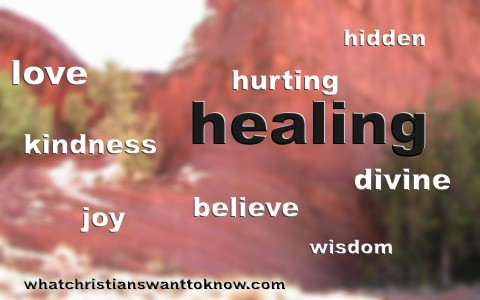 6 Important Reasons To Bring Hidden Hurts To God For Healing