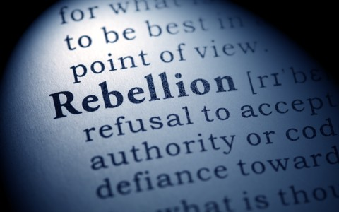 What Does The Bible Say About Rebellion