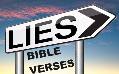 Top 10 Bible Verses About Lying