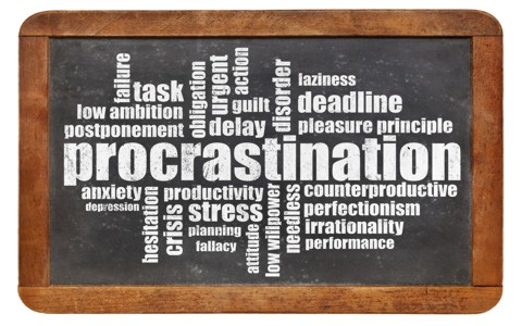 What Does The Bible Say About Procrastination