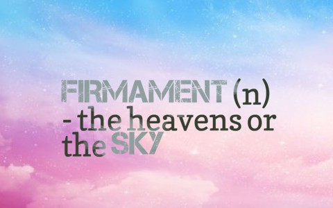 What Is The Definition Of Firmament In The Bible