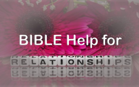 5 Places To Look In The Bible For Relationship Help