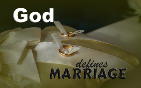 How Does God Define Marriage