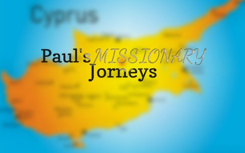 What Were Pauls Missionary Journeys