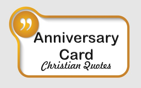 17 christian quotes to use in an anniversary card