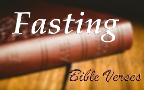 Top 8 Bible Verses About Fasting