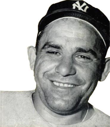 Yogi Berra, May 12, 1925 - September 22, 2015