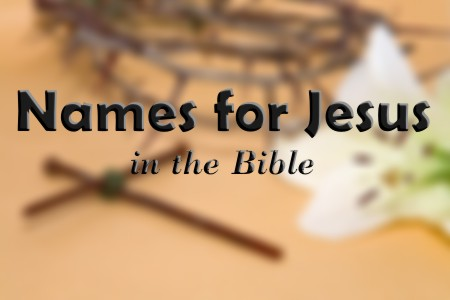 What Are Some Other Names for Jesus in the Bible
