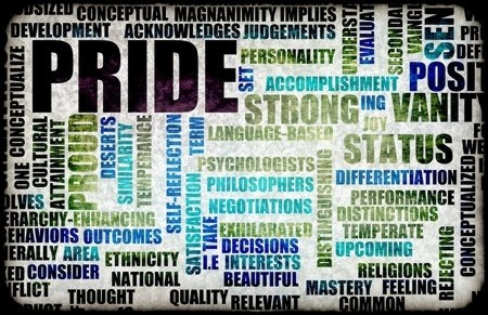 What Is The Biblical Definition Of Pride