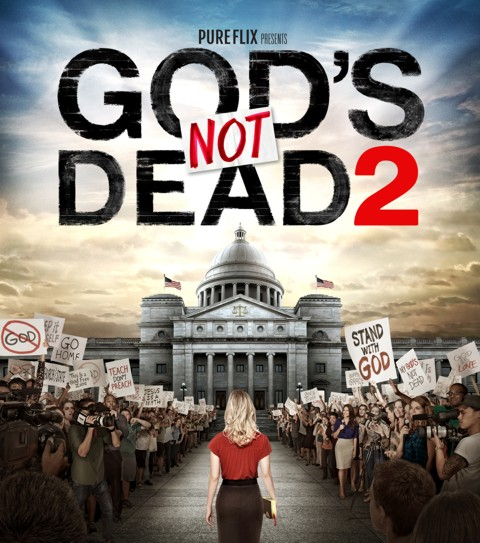 Gov Mike Huckabee discusses the many issues raised in God's Not Dead 2