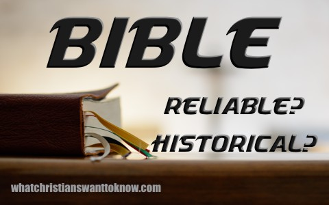 Is The Bible A Reliable Historical Source