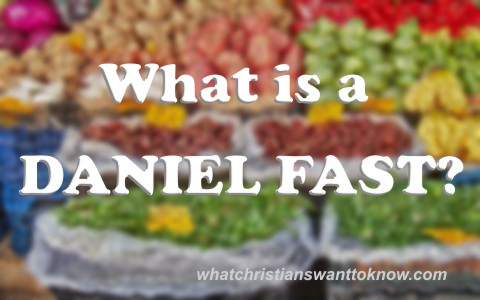 What Is A Daniel Fast