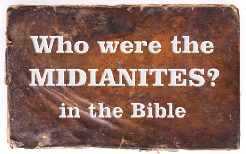 Who Were The Midianites In The Bible