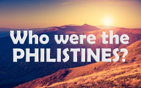 Who Were The Philistines During Bible Times