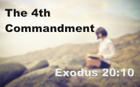 The 4th Commandment