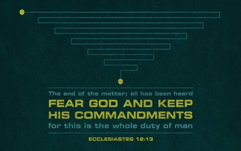 A Summary and Overview Of The Book of Ecclesiastes