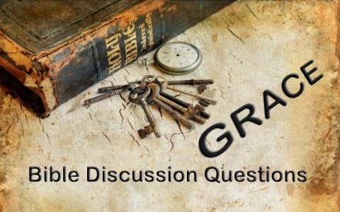 Awesome Bible Discussion Questions On Grace