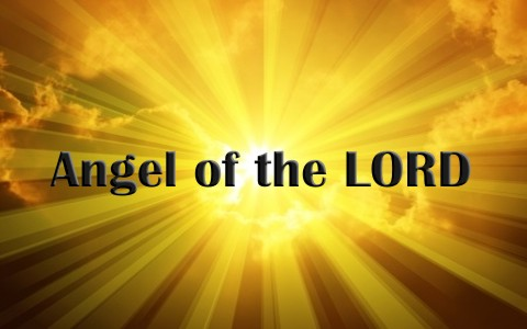Who Was The Angel Of The Lord
