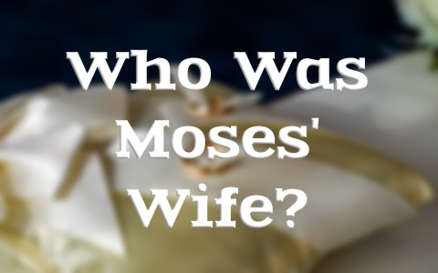 Who was moses wife