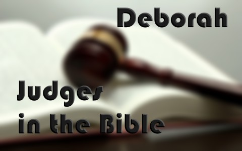 deborah-and-other-judges-in-the-bible