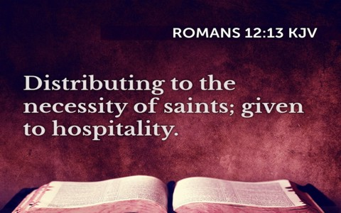 4 Examples Of Hospitality In The Bible