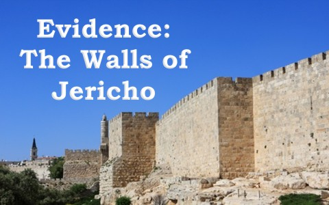 Is There Evidence The Walls Of Jericho Came Tumbling Down